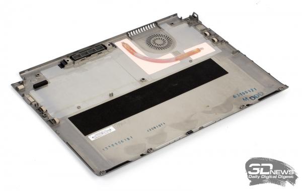 Toshiba Portege Z30-A-M5S: bottom shell