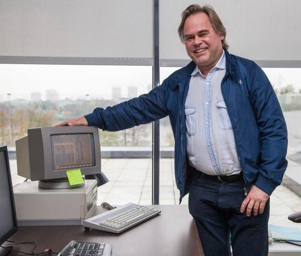 Евгений Касперский, фотографии компании
