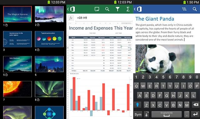Microsoft сделала Office для iPhone и Android полностью бесплатными
