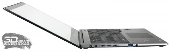 Fujitsu LifeBook U904: ultraslim case