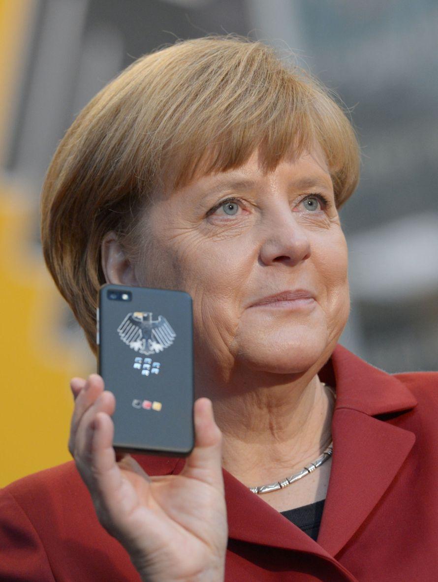 Какими телефонами пользуются главы государств