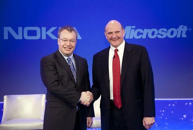 Стивен Элоп и бывший глава Microsoft Стив Балмер (Steve Ballmer), androidheadlines.com