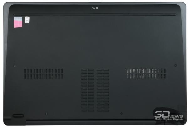 Sony VAIO Fit 15A multi-flip: bottom