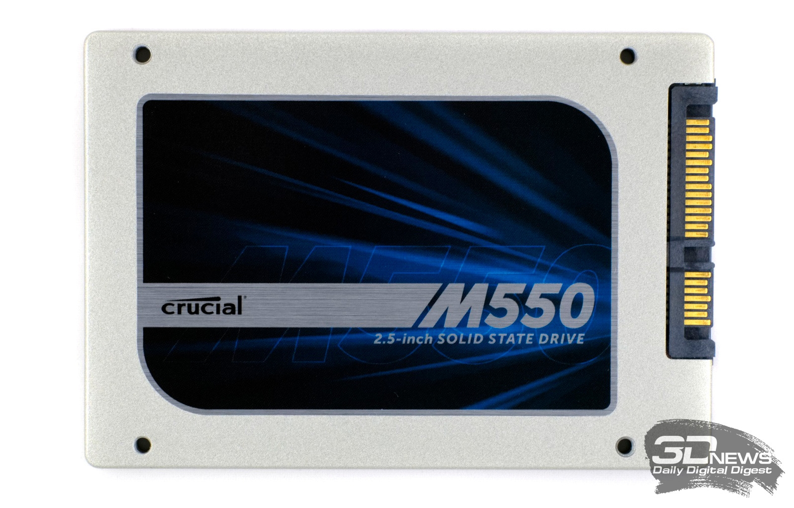 Обзор твердотельного накопителя Crucial M550: M500 + N20
