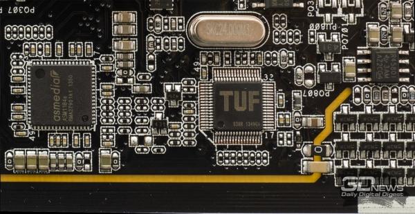 Фирменная микросхема ASUS TUF ICe