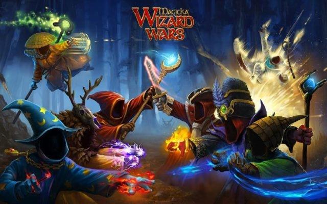 wizardwars04 Старт открытого бета теста Magicka: Wizard Wars состоится 27 мая