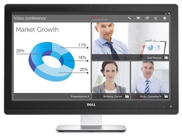 Новые мониторы Dell UltraSharp с диагональю до 27 дюймов
