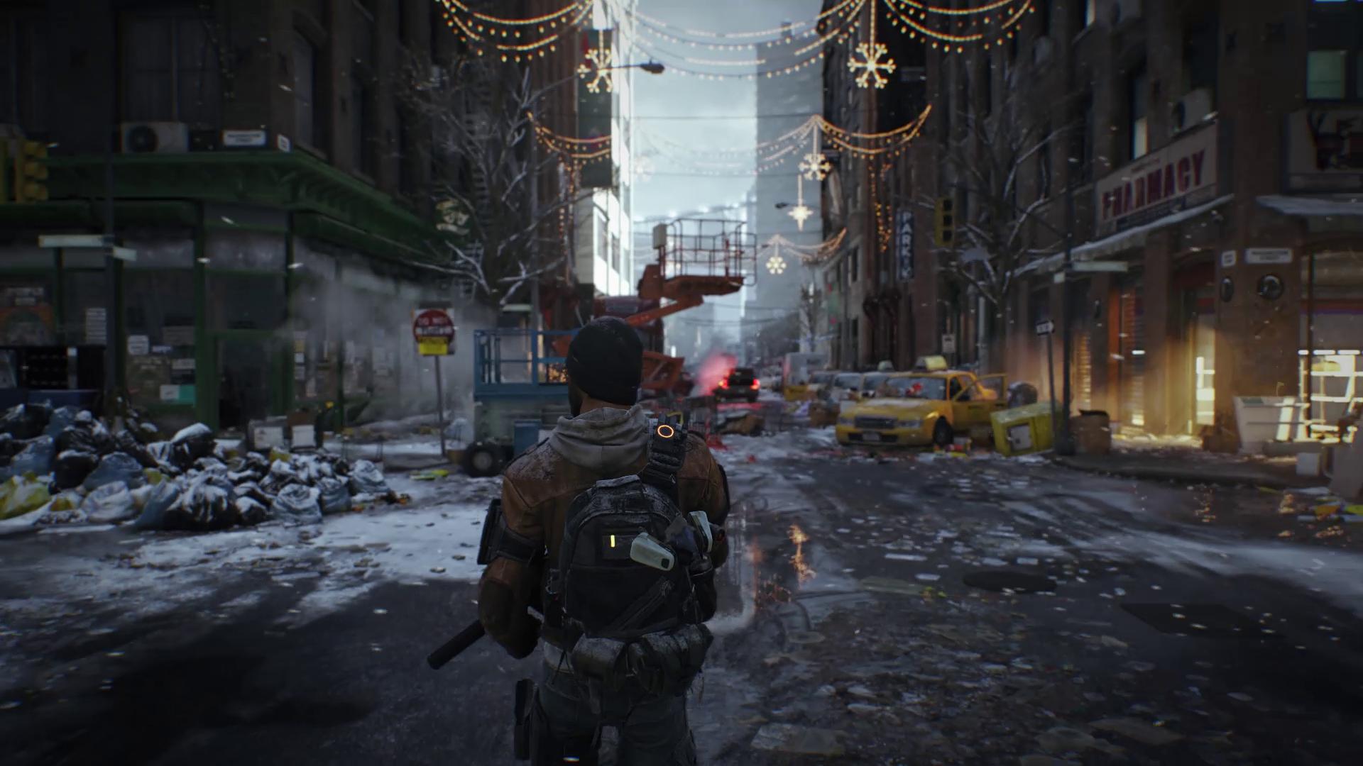 Релиз Tom Clancy's The Division отложен на 2015 год
