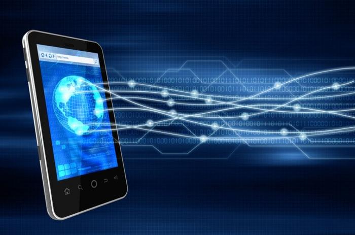 скорость передачи данных по сети