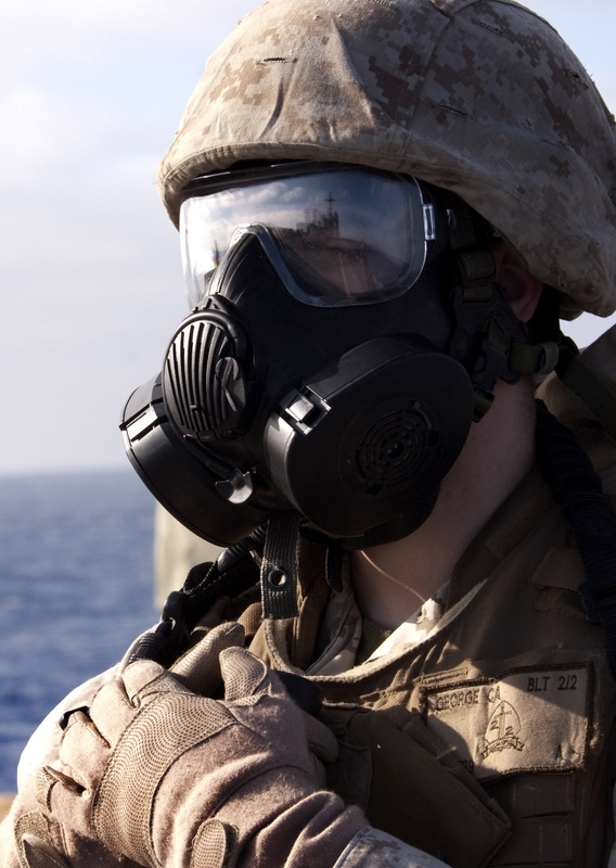 Для армии США разработают шлем с системой фильтрации и кондиционирования