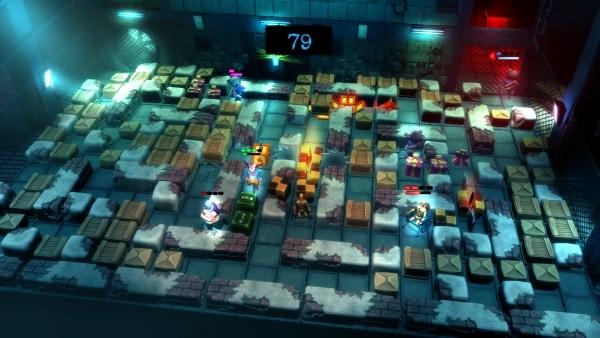 Basement Crawl First Screens Самую низкооценённую игру для PS4 переделывают с нуля
