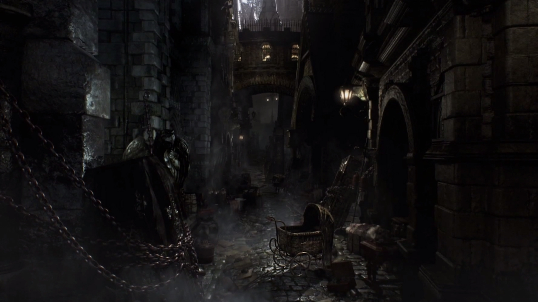 E3 2014: Bloodborne — фэнтезийный ролевой экшен от авторов Demon's Souls и Dark Souls