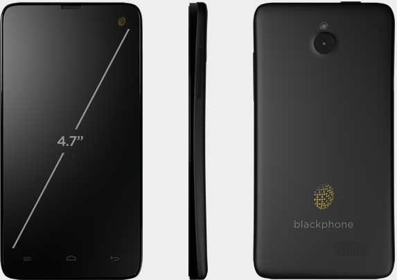 Поставки смартфона Blackphone для безопасного общения начнутся в ближайшие три недели