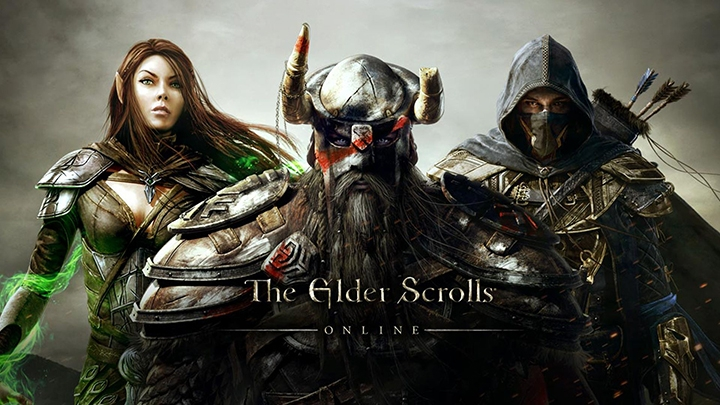 The Elder Scrolls Online The-elder-scrolls-online-races-wallpaper