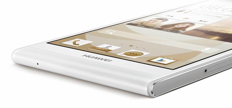 Анонсирован Huawei Ascend P6S