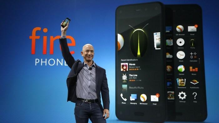 Ремонтопригодность смартфона Amazon Fire Phone оценена «на троечку» / Новости hardware