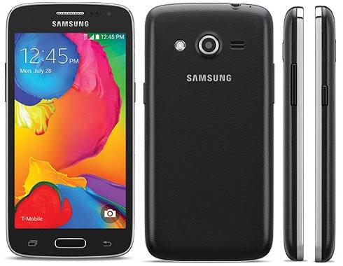 "Samsung выпустила в США 4,5"" смартфон Galaxy Avant по цене $216"