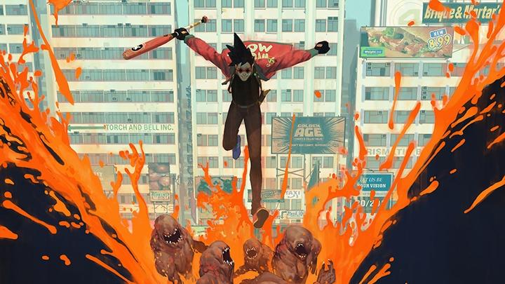 Иллюстрация художника Василия Зорина, попавшая на обложку июньского Edge