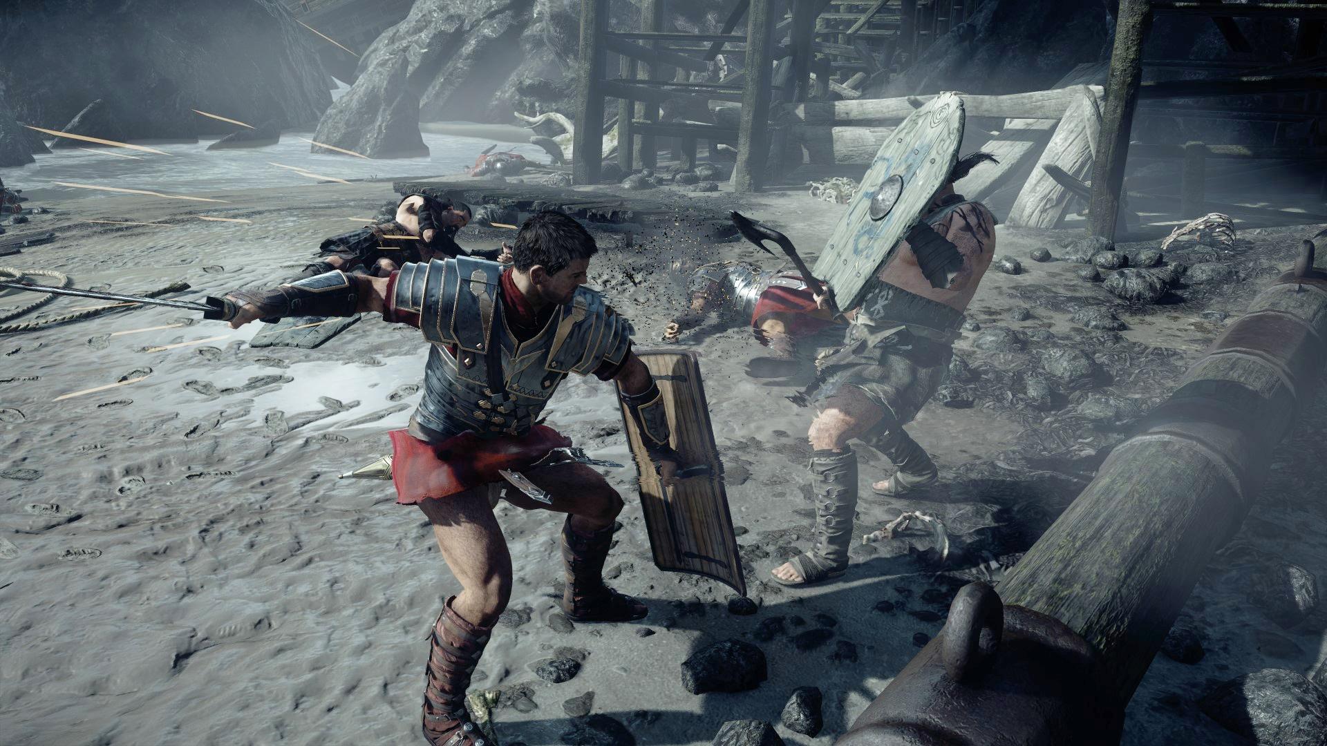 Разработчики Ryse: Son of Rome пока «не очень довольны» продажами ...