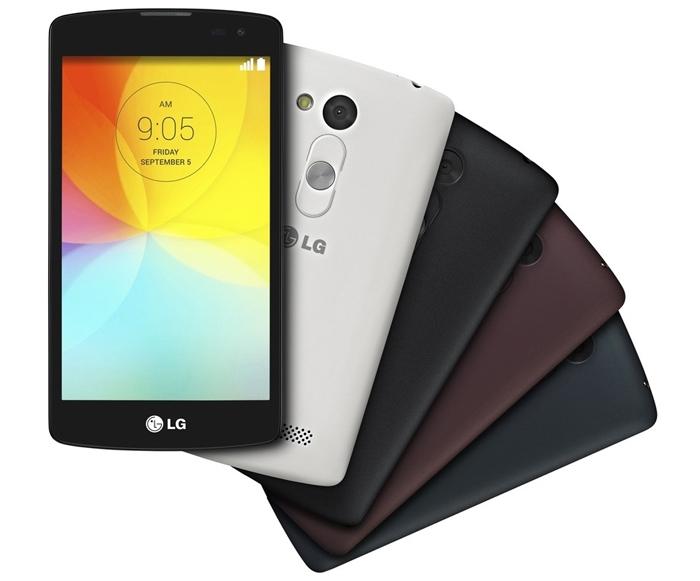 Новейшие смартфоны от LG