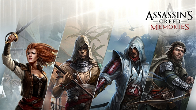 1 Assassins Creed Memories вышла на iOS