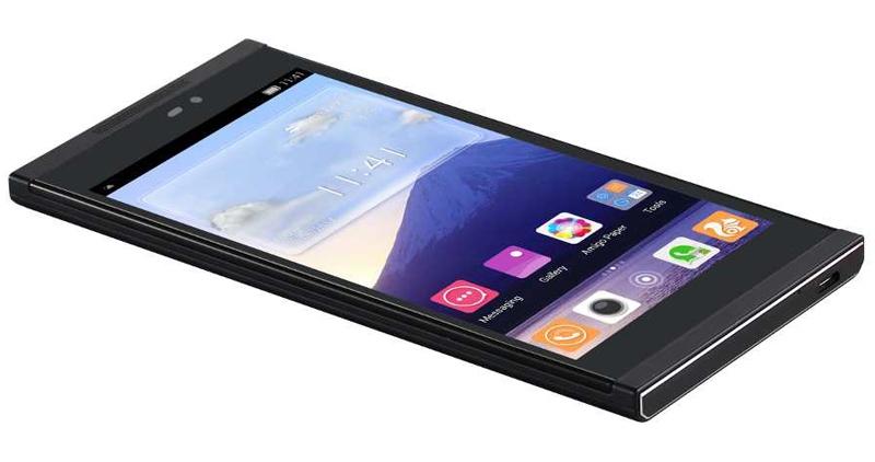 Gionee Gpad G5   шестиядерный 55 дюймовый стильный смартфон