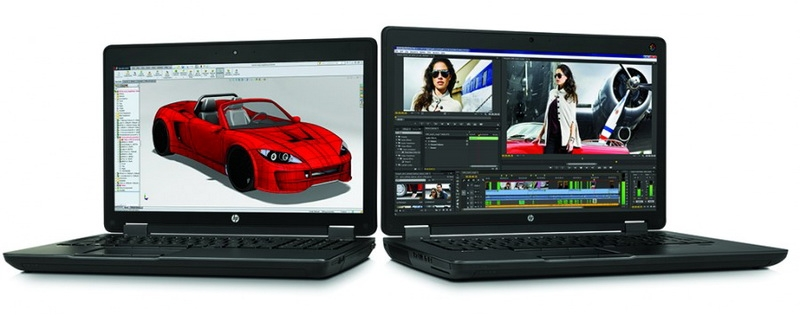 Изображения на экранах стоит поменять местами: 17-дюймовая модель мощнее в 3D