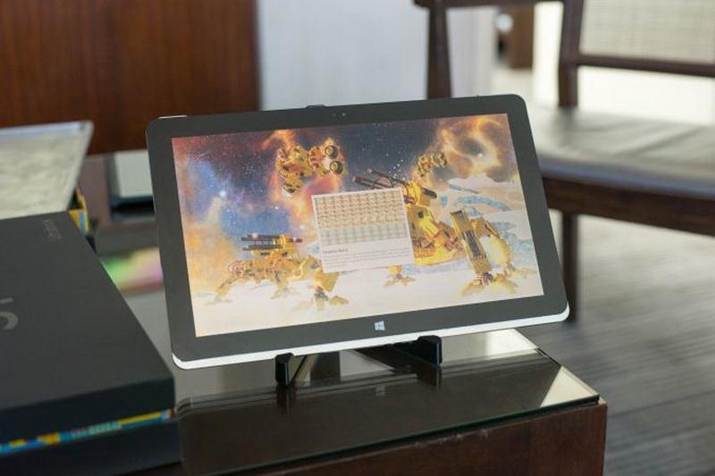Эталонный планшет Intel на базе Core M демонстрирует непревзойдённую производительность