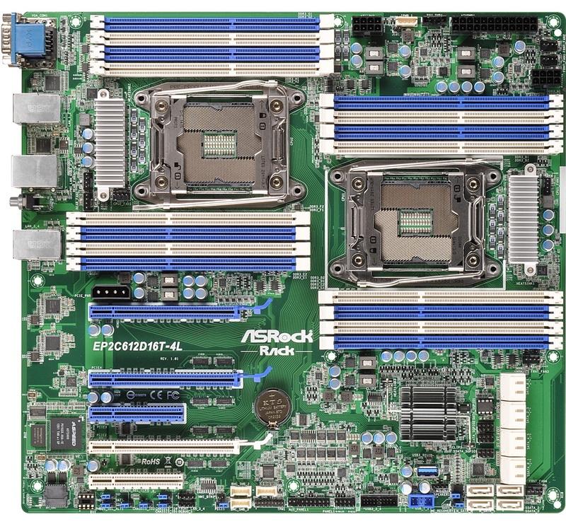 Одна из моделей Asrock с поддержкой DDR3: инвестировать в дорогую память не придётся