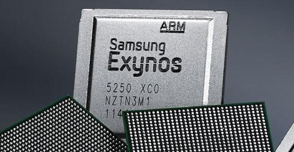 Последнее поколение Exynos использует Mali-T600
