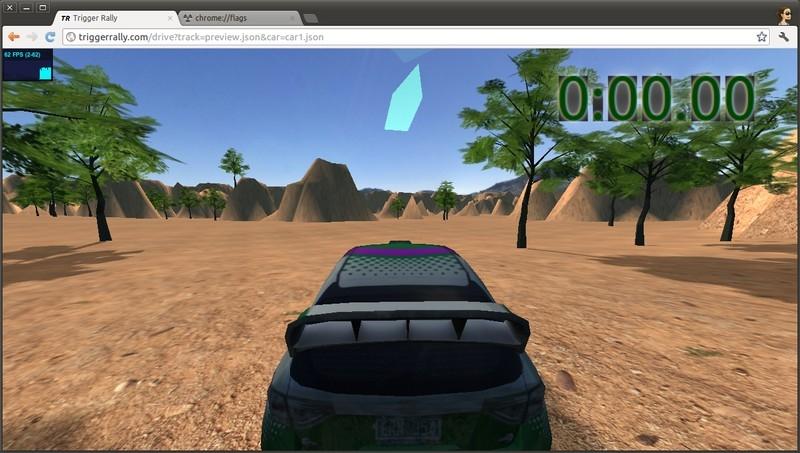 3D-игра на базе WebGL