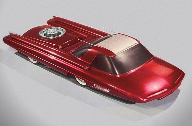 Ford Nucleon: таким видели автомобиль будущего наши предки