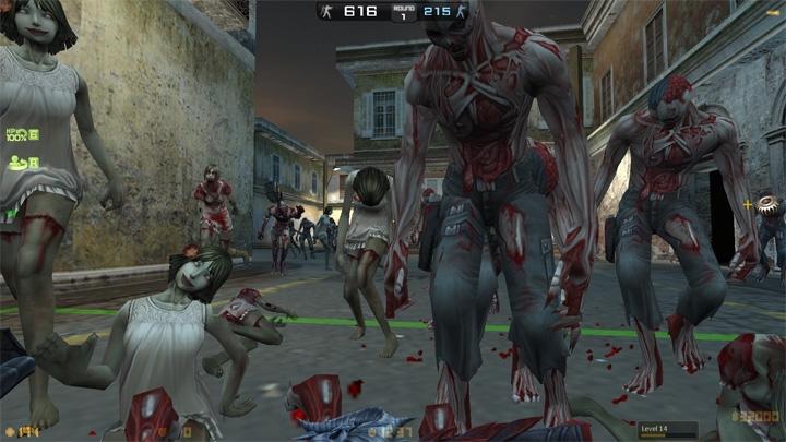 """Началось ограниченное бета-тестирование Counter-Strike Nexon: Zombies"""""""
