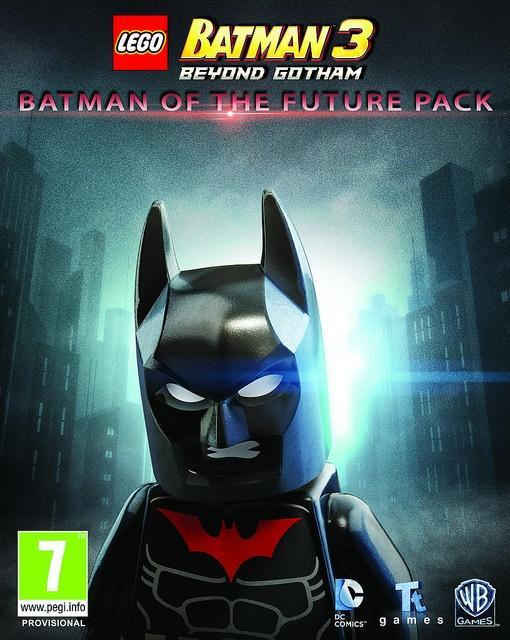 Названа дата релиза lego batman 3 beyond gotham
