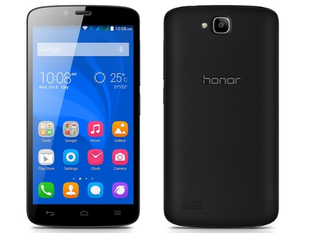 Huawei Honor Holly   бюджетник на 2 симки