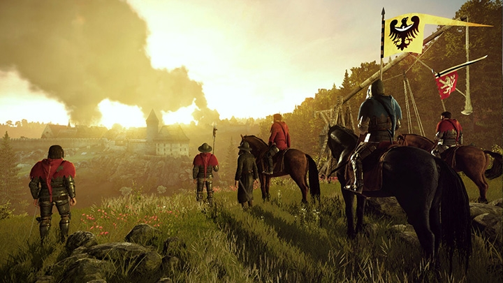 Kingdom Come; Deliverance