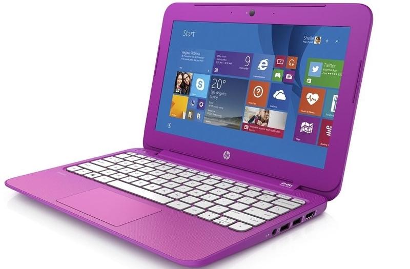 В продажу поступили бюджетные ноутбуки HP Stream 11 и Stream 13