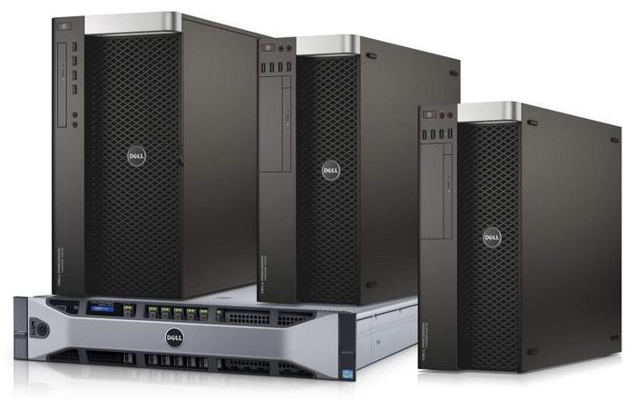 Семейство Dell Precision