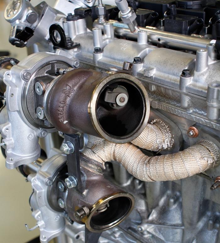 В Volvo создан 2-литровый двигатель мощностью 450 лошадиных сил