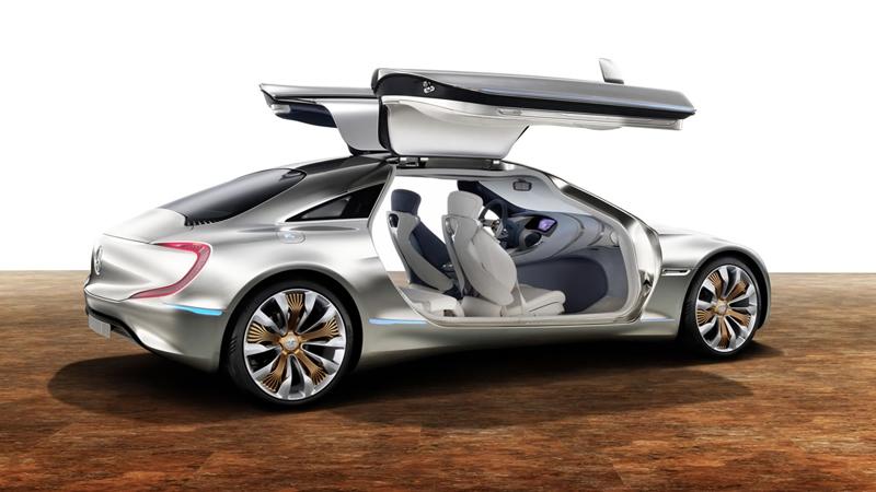 """Mercedes расскажет на CES 2015 об автомобилях с автопилотом"""""""