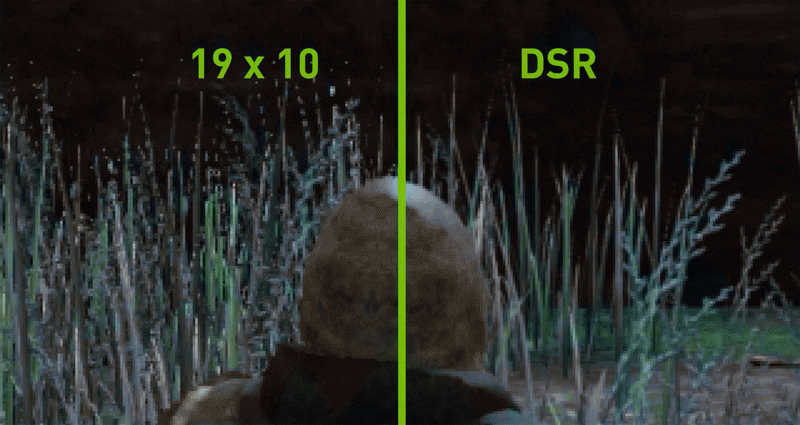 DSR действительно обеспечивает беспрецедентное качество сглаживания
