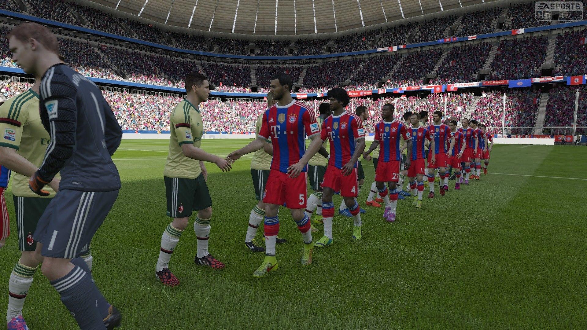 FIFA 15 [PS3] из раздела Симулятор - купить в интернет