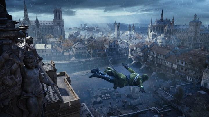 Ubisoft пообещала игрокам графический и технический прорыв в Assassin's Creed Unity