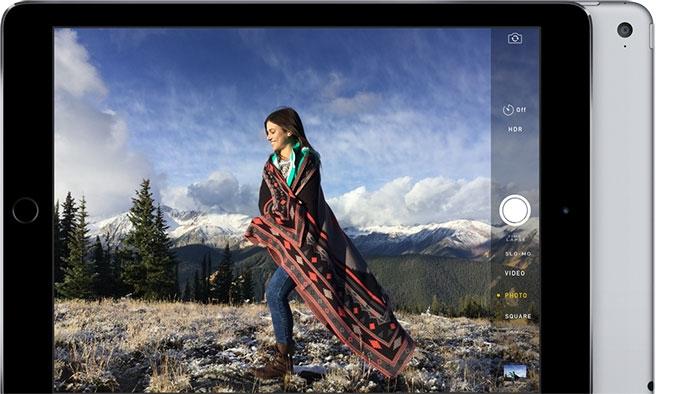 Apple представила iPad Air 2 — ещё тоньше, ещё мощнее