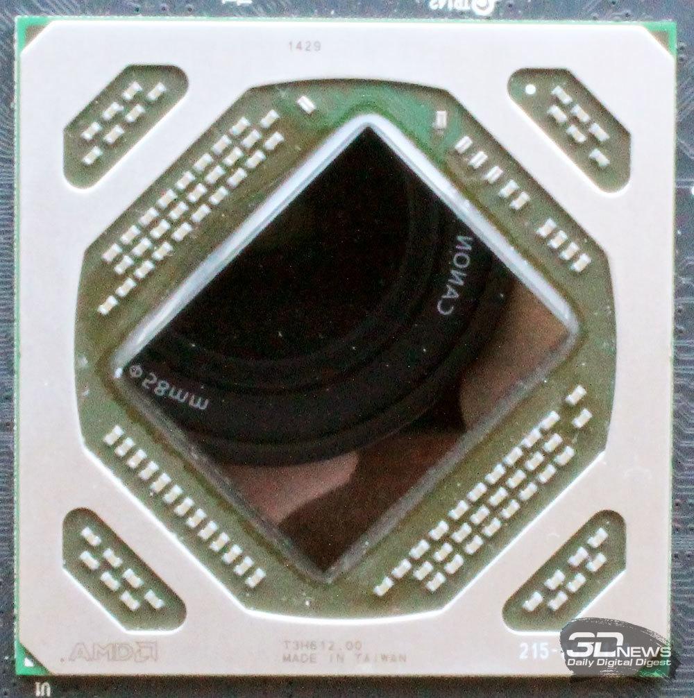 1280 унифицированных шейдерных процессоров, 80 текстурных блоков и 32 блока растровых операций