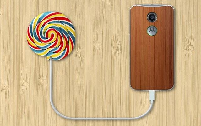 Владельцы Moto X и Moto G 2014 уже получают прошивку с Android 5.0