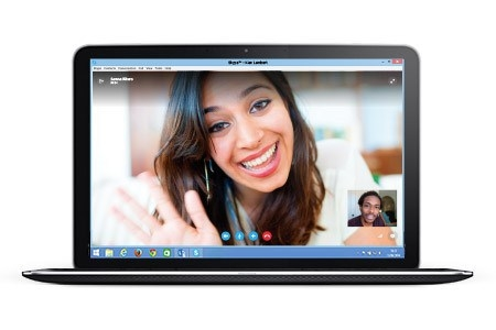 Microsoft открыла доступ к сервису Skype через интернет-браузеры