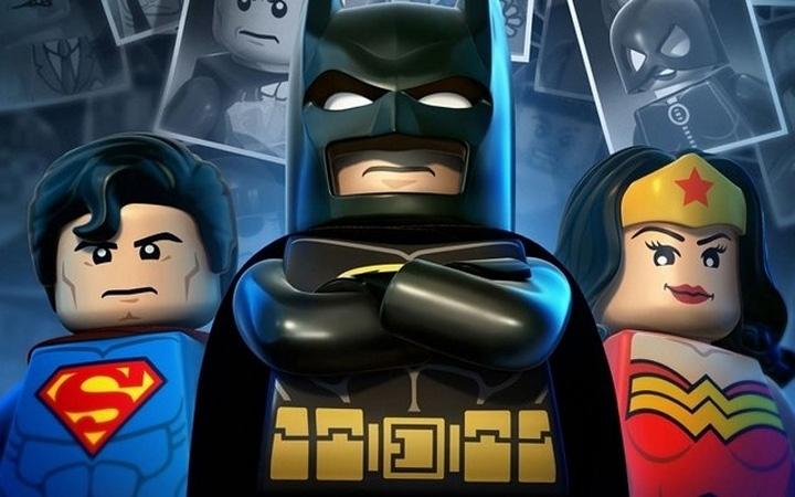 Лего бэтмен 3 на пк