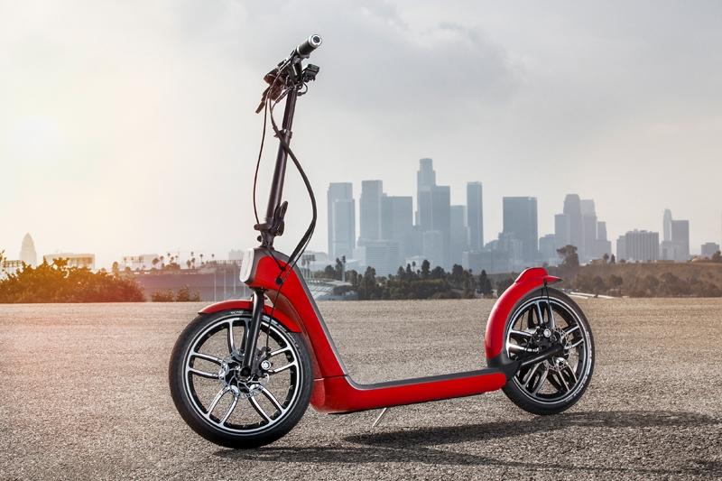 BMW MINI Citysurfer Concept: электрический скутер для передвижения по городу