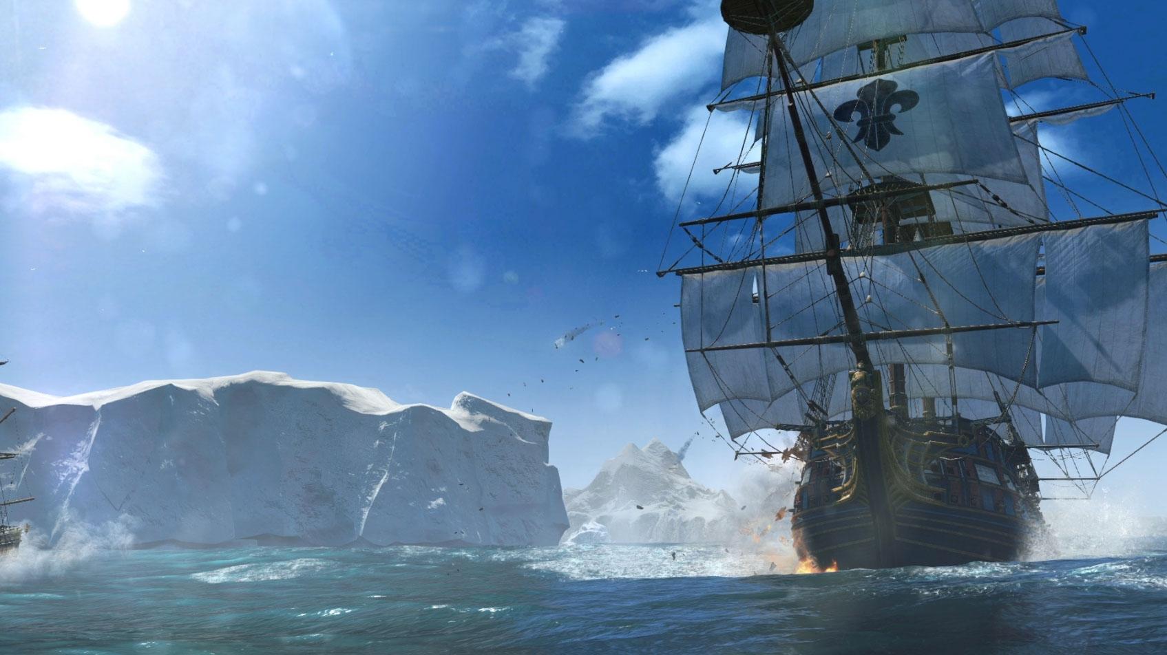 Скачать Assassins Creed Rogue торрент бесплатно PC